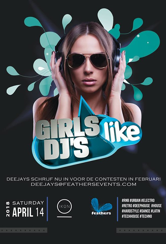 girls like dj's
