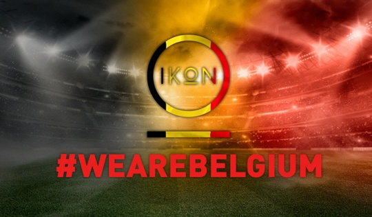 we are belgium ikon