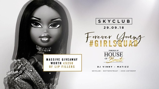 #GIRLSQUAD: FOREVER YOUNG BY HOUSE OF BRATZ