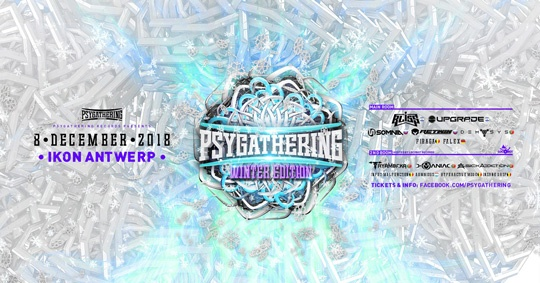 Psygathering Winter Edition 2 rooms