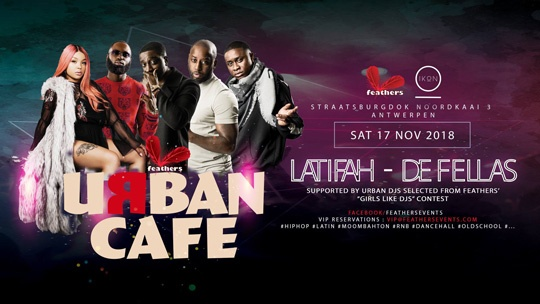 Latifah & De Fellas at Urban Café