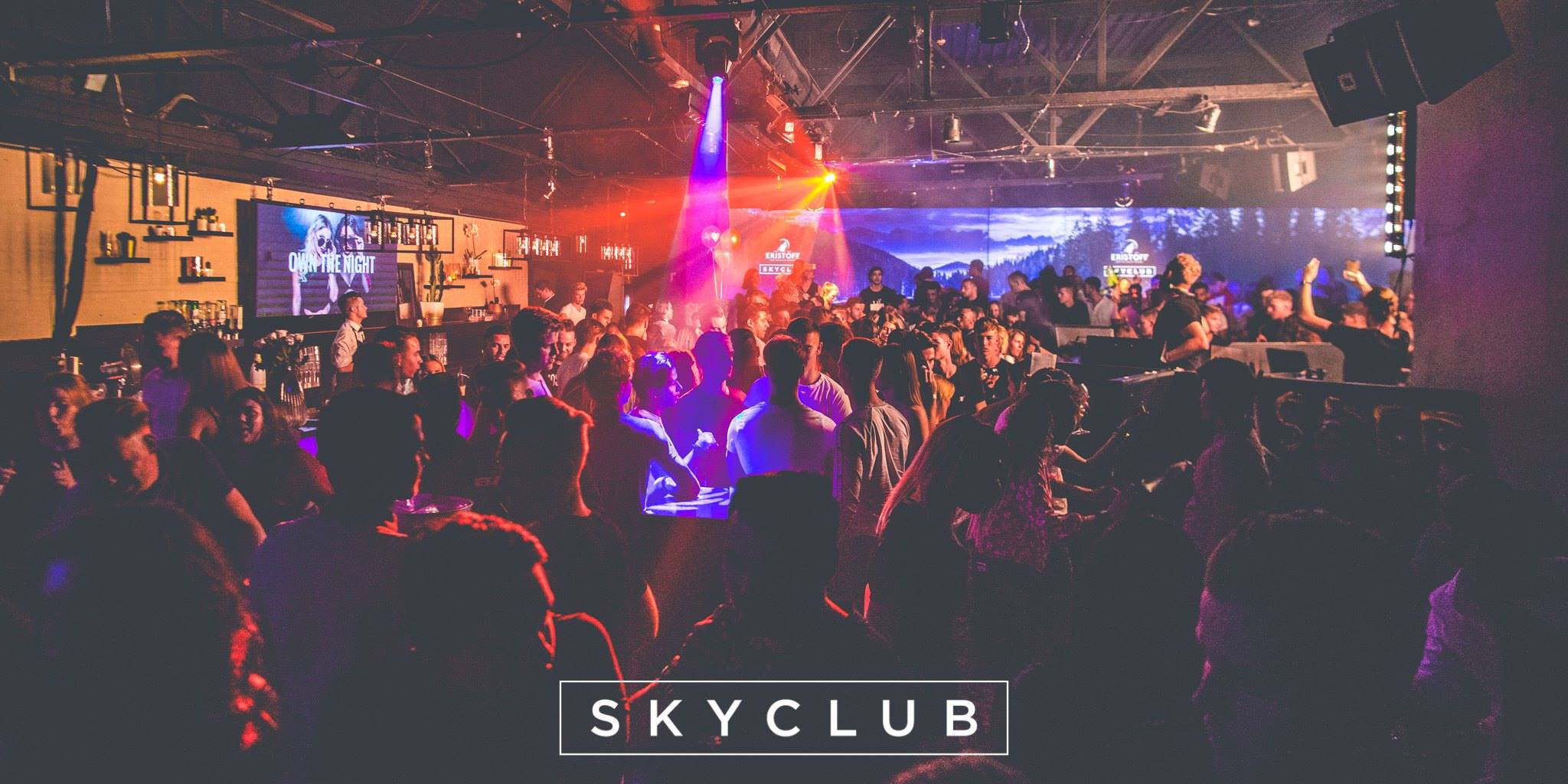 skyclub open tonight