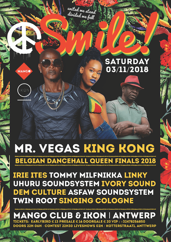 Smile returns to IKON Antwerp