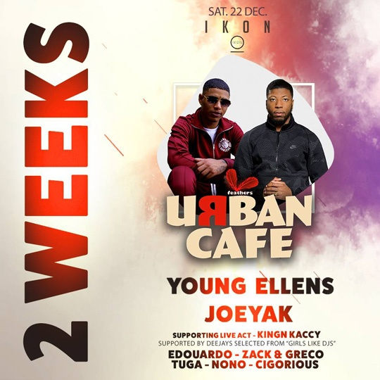 The next Urban Café