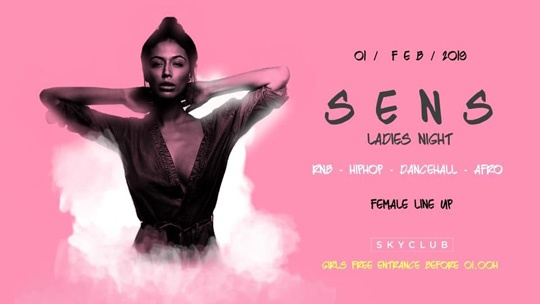 SENS • LADIES NIGHT