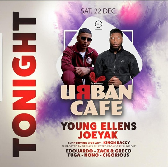 Tonight Urban Cafe