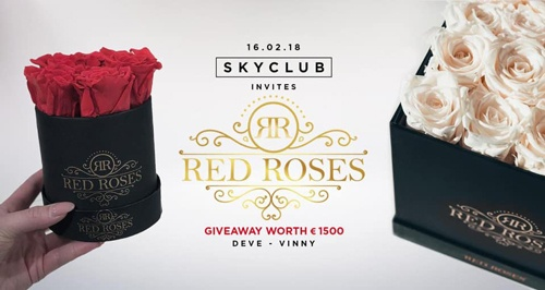 SKYCLUB - invites REDROSES.BE