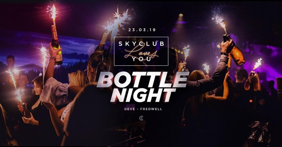 bottle night skyclub