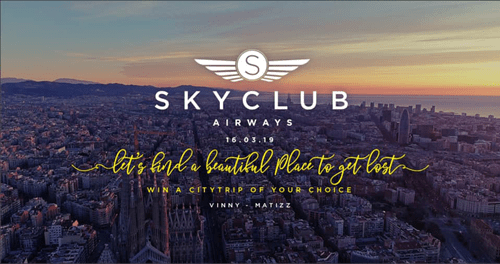 SKYCLUB AIRWAYS