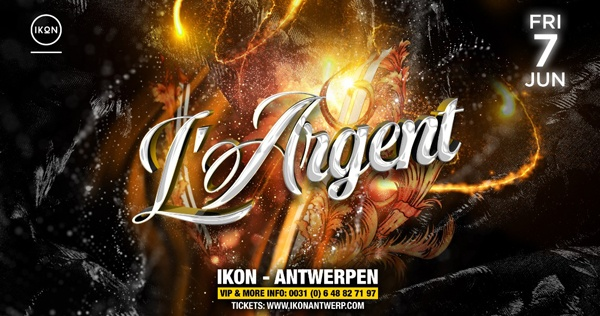 First edition of L'argent in IKON!