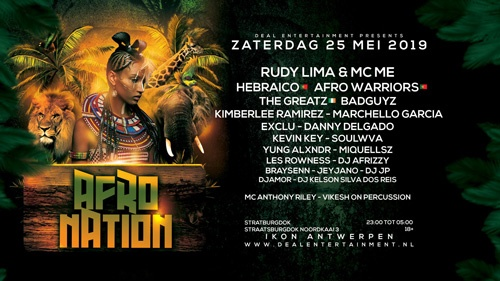 Next edition of Afro Nation