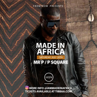 Made in Africa / P Square
