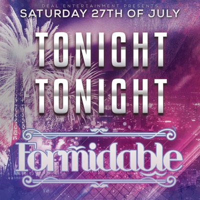 TONIGHT! Formidable invites POKE & Many more