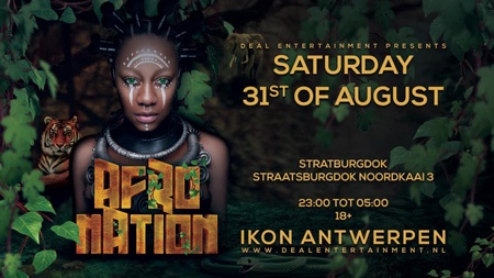 AFRO NATION AUGUST 2019