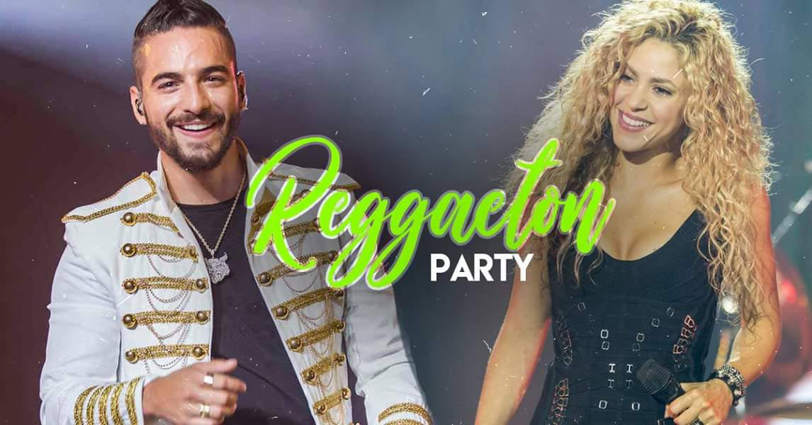 Reggaeton Party antwerp