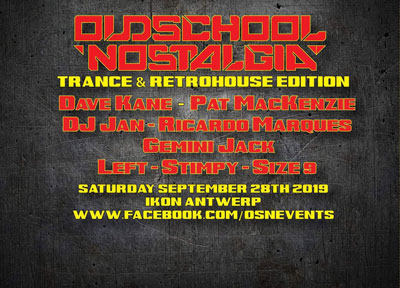 Osn-Events:Trance&Retrohouse Edition *Vinyl Only*