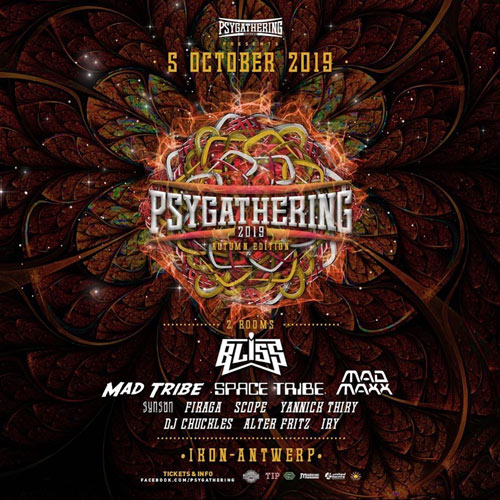 THIS SATURDAY: Psygathering