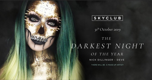 SKYCLUB - | THE DARKEST NIGHT OF THE YEAR