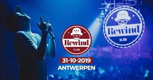 NEXT UP ON THURSDAY Rewind Antwerp