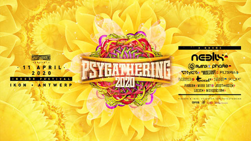 Psygathering 2020 ( 3 rooms )